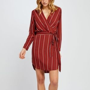 Urban Outfitters Gentle Fawn Nikki Wrap Dress